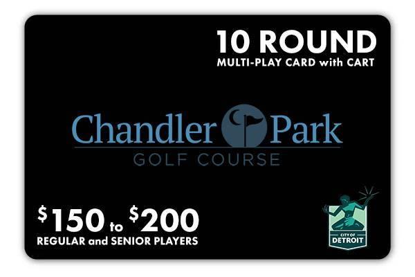 Chandler Park Multi-Play Card
